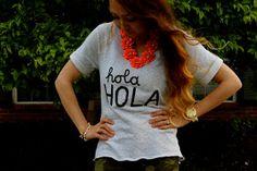 DIY: Holy Chic Shirt