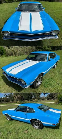 1974 Ford Maverick Grabber Edition Ford Maverick, Summit Racing, Collector Cars For Sale, Sports Sedan, Wheels And Tires, Black And White Colour, Automatic Transmission