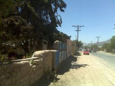 Avenida Los Carrera, 2005.