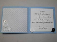 Boy Baptism inside by lorrinda - Cards and Paper Crafts at Splitcoaststampers