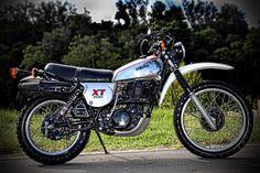 1982 XT500