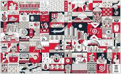 Page not found - Pavlov Visuals Environmental Graphics, Environmental Design, Flat Illustration, Graphic Design Illustration, Vector Illustrations, Simple Doodles, Mural Wall Art, Surface Pattern Design, Textile Patterns