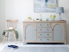 Barnecote: A made-up word that sums up everything that's lovely about this rustic, wooden sideboard. A definite candidate for next year's OED additions. Comfy Sofa, Sideboard, Sofas, Dining Room, Rustic, Cabinet, Storage, Bed, House