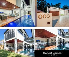 #Propertyforsale #Realestate A smart mix of modern design and location makes this rainforest backdrop home an absolute one of a kind. Location: 3 Sanctuary Grove Drive, Buderim, QLD, 4556