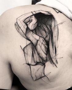 26 Black & Gray Great Tattoos by Bk_tattooer # designinteriores . - 26 Black & Gray Great Tattoos by Bk_tattooer # designinteriores - Sexy Tattoos, Unique Tattoos, Body Art Tattoos, Small Tattoos, Tattoos For Guys, Awesome Tattoos, Tattoo Ink, Buddha Tattoos, Portrait Tattoos