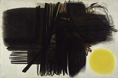 Hans Hartung, Untitled,  1955