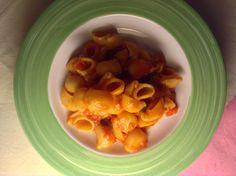 Pasta, basilico, pomodoro fresco cosa voler di più per cena?  #consiglidicasa #tasteofitaly #pasta #basilico #pomodoro
