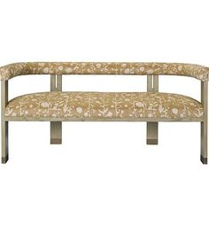 George Bench from the Hable for Hickory Chair™ collection by Hickory Chair Furniture Co.