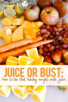 Great recipes and great ideas for juicing! These are so good that I actually look forward to making and drinking them!    #foods #recipes