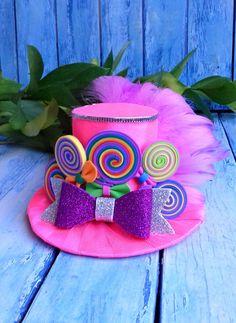 Adults Fancy Party Christmas Headwear Tap Dance Satin Look Victorian Top Hat UK