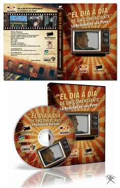 Cover DVD for Business. By REG.