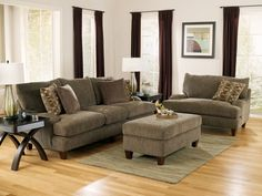 Bella Mocha Collection from Hanks Furniture