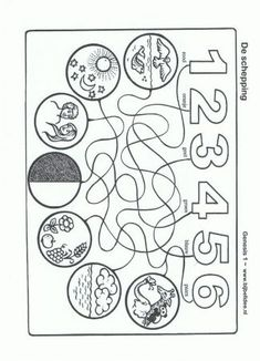 Days Of Creation Coloring Page Unique 959 Best Coloring Pages Bible Pictures Images On Bible Story Crafts, Bible Crafts For Kids, Preschool Bible, Bible Lessons For Kids, Bible Activities, Bible Stories, Sunday School Kids, Sunday School Activities, Sunday School Lessons
