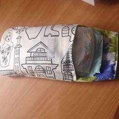 Diaper case from annoulasmom.blogspot.gr
