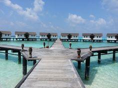 Hotel Reethi Beach Resort auf den Malediven