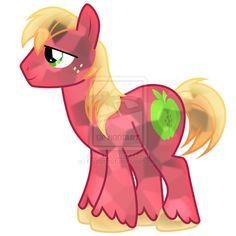Crystal Pony - Big Macintosh by on DeviantArt Crystal Ponies, Big Macintosh, Best Night Ever, Mlp My Little Pony, Zootopia, Twilight Sparkle, Just Smile, Equestria Girls, Tigger