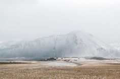 Iceland: a volcanic and glacial terrain