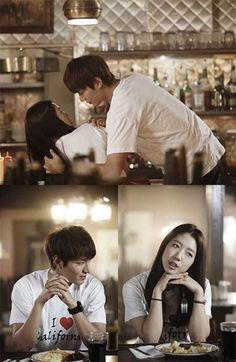 ❤ ♡ Kim Tan and Cha Eun Sang ❤