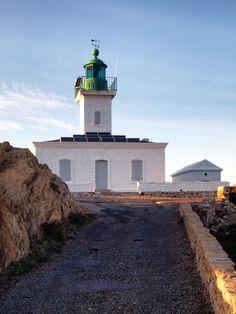Phare de la Pietra, Corse