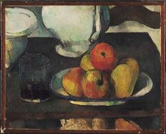 Paul Cezanne, Still Life with Apples, c.1879