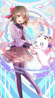 Ai chan y Aria Saichou