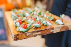 catering // charleston wedding // upstairs at midtown // priscilla thomas photography