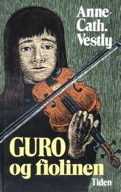 """Guro og fiolinen"" av Anne-Cath. Vestly Reading, Books, Movies, Movie Posters, Art, Art Background, Libros, Films, Book"