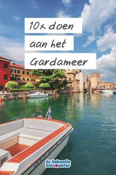 Het Gardameer is een populaire vakantiebestemming! Wij snappen wel waarom, want aan het schitterende meer is van alles te doen. Wij vertellen je wat je écht niet mag missen en wat je zeker moet doen aan het Gardameer. Kijk je mee?