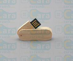 mini wood usb flash disk