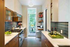 desain dapur mungil dan sederhana