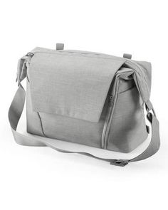 0509abccceca5 Stokke® Stroller Changing Bag in Grey Melange