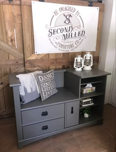 Upcycled Furniture, Wood Furniture, Entryway Bench, Chalk Paint, Storage, Painting, Home Decor, Timber Furniture, Homemade Home Decor