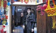 Look closer at the macrames in the Dark Shadows movie... Can you spot my designs?