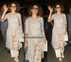 Kangana Ranaut in Melange Outfit photo