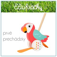 Small Foot 10475 Lori Push-along Parrot Toy for sale online Toy Castle, Parrot Toys, Bird Toys, Yoshi, Pet Supplies, Pikachu, Pets, Ebay, Pet Products