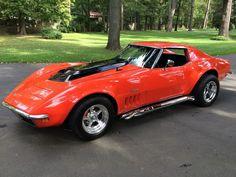 The Holistic Green Garden: 1969 Chevrolet Corvette