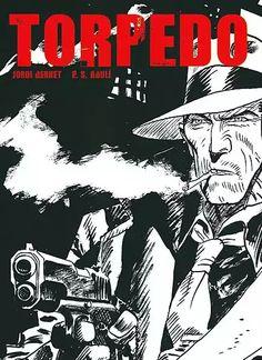 Torpedo Graphic Novel Noir