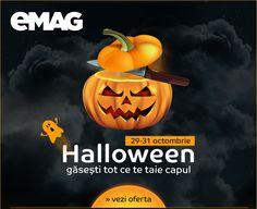 Reduceri eMAG de Halloween la mii de produse   iDevice.ro