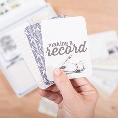 Heritage Edition Core Kit – Becky Higgins