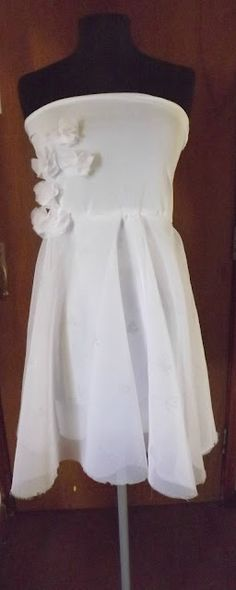 2 in 1 Dress And Skirt