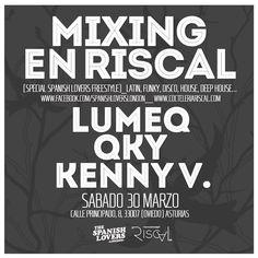 30 Marzo Riscal Oviedo