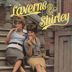 Laverne & Shirley - Loved this show. Penny Marshall as Laverne De Fazio & Cindy Williams as Shirley Feeney, single roommates who worked as bottlecappers in a fictitious Milwaukee brewery. My Childhood Memories, Best Memories, Best Tv, The Best, Penny Marshall, Garry Marshall, Cindy Williams, Laverne & Shirley, Baby Boomer