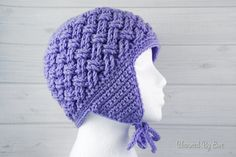 Celtic Dream Earflap Hat ~ FREE pattern until October 22/15