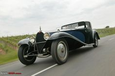 Everyone knows the name Bugatti. But only a few had a chance to see Bugatti cars. Bugatti Royale, Most Expensive Bugatti, Most Expensive Car, Diesel Punk, Bugatti Cars, Vintage Cups, Car In The World, Amazing Cars, Awesome