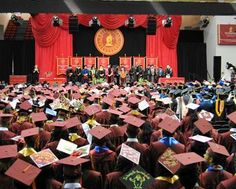 You made it, Tuskegee University grads! Your ceremony pics are waiting for you!