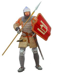 """""""Lithuanian cavalryman"""""""