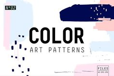 COLOR ART PATTERNS 02 - Patterns - 1