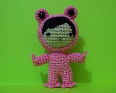Pink frog by oddSpaceball on DeviantArt