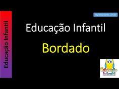 Educação Infantil - Nível 6 (crianças entre 9 a 11 anos): Bordado