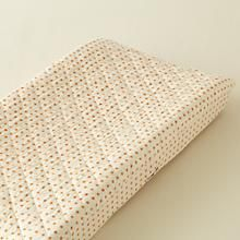 Baby Changers: Yellow Dot Changing Pad Covers in Changer Pad Cover | The Land of Nod